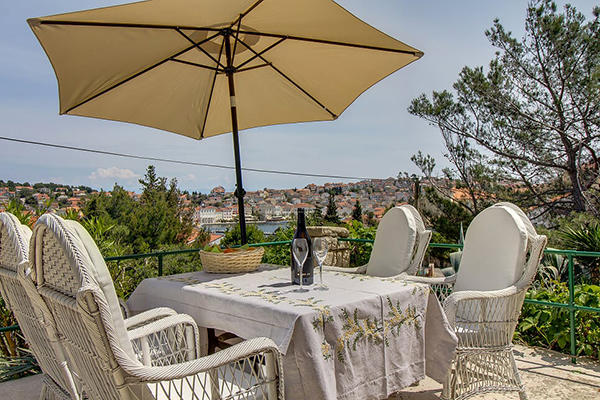 Lägenhet på Ön Lošinj